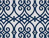 Fabricut Trend 02616 Navy by Jaclyn Smith