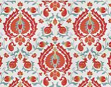 Fabricut Trend 03722 Poppy by Jaclyn Smith