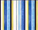 Cobalt Paint Stripe