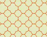 Highland Taylor Bubble Lattice Orange