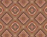 Highland Taylor Lotus Medallion - Autumn
