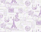 Premier Prints French Stamp Grapevine Dossett