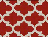 Premier Prints Fynn Timberwolf Red/Macon