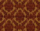 Robert Allen Royal Damask Saffron