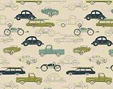 Premier Prints Retro Rides-Felix/Natural