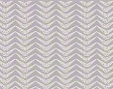 Shell Herringbone  Sea Lavender