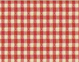 Covington Linley Gingham Red