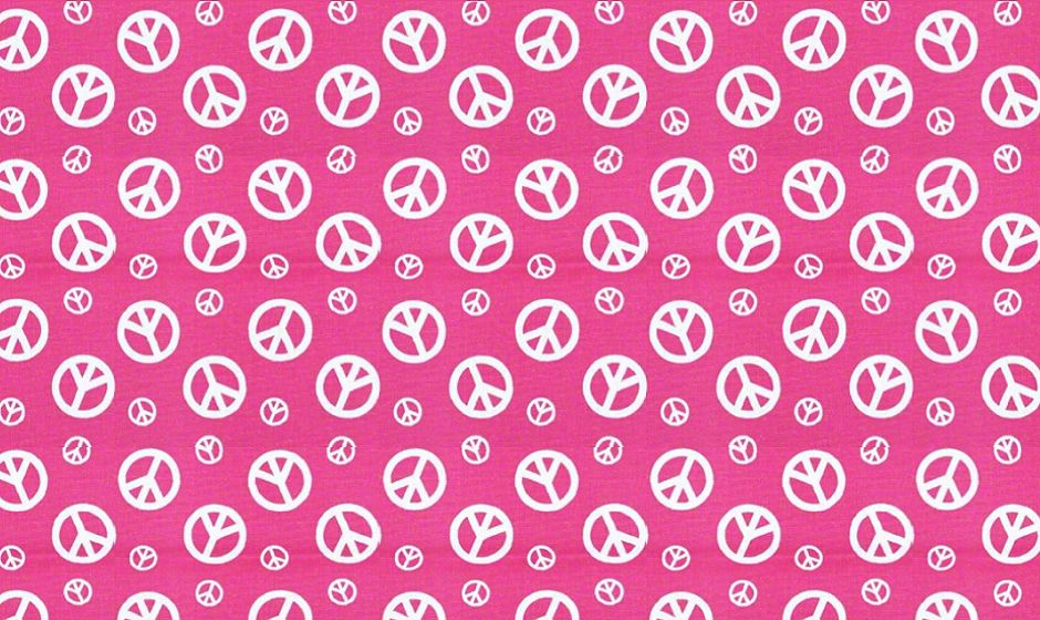 Premier Prints Inc. - PEACECPWH fabric image