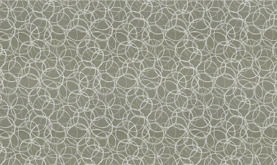 Robert Allen Hand Circles Greystone RA-243876 | Cushion Source