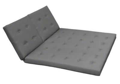 Deluxe Double Chaise Cushion with Buttons