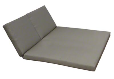 Deluxe Double Chaise Cushion