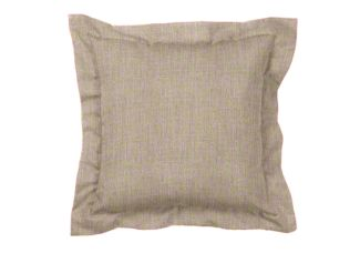 custom designer throw pillow with flange - Designer Throw Pillow