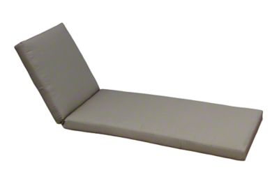 Custom Chaise Lounger Cushion